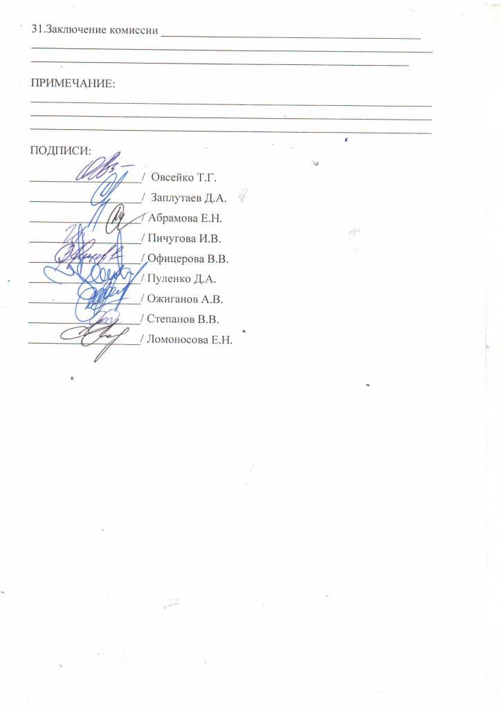 акт Металлург лист 5